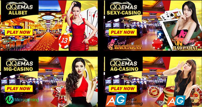 situs casino online uang asli terbaik